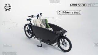 Accessoires children's seat Melia