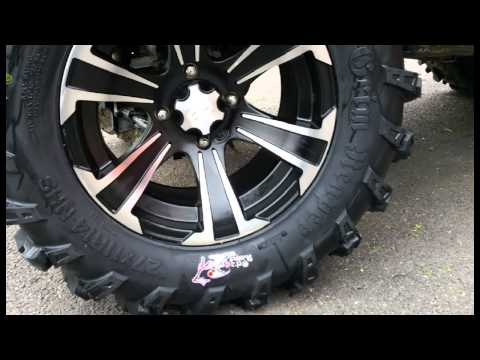 GBC Grim Reaper VS GBC Spartacus ATV Tires Reviews