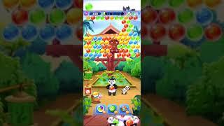 Panda Bubble Shooter: Fun Game (iPhone X)