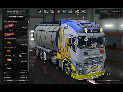 [ETS2]Euro Truck Simulator 2 Volvo FH 2013 Ohaha Game version 1.28.x