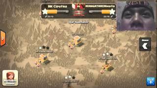 HARUS DITONTON!!! Cara war untuk pemain pemula game Clash of Clans
