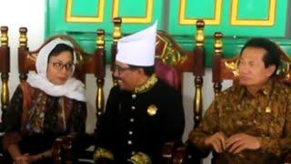 Gelar Adat Untuk Sri Mulyani