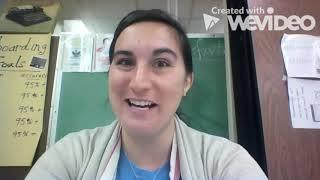 Kindergarten with Mrs  Lovejoy