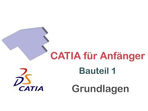 Catia für Anfänger