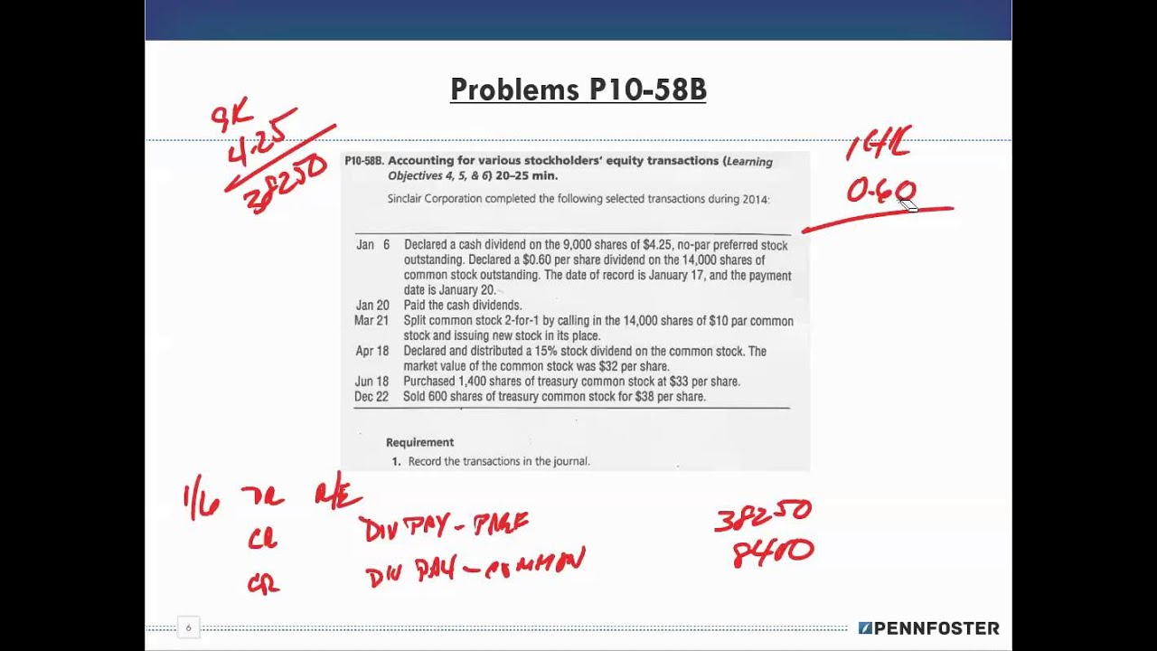 Financial Accounting Ch 10 Problems Group B P10 58B - YouTube