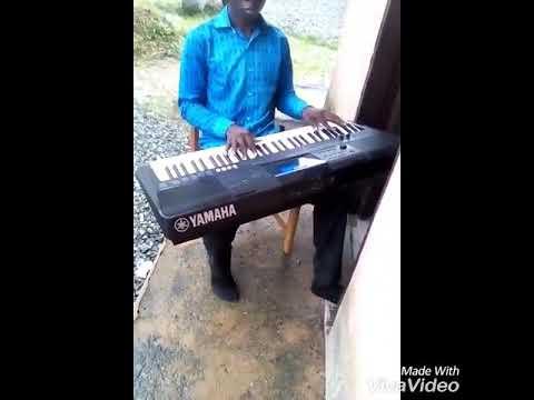 Beautiful Christian makosa piano cover : African calypso,GoldenDiamonds