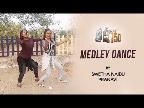 Khaidi No 150 | Medley Dance | Chiranjeevi...