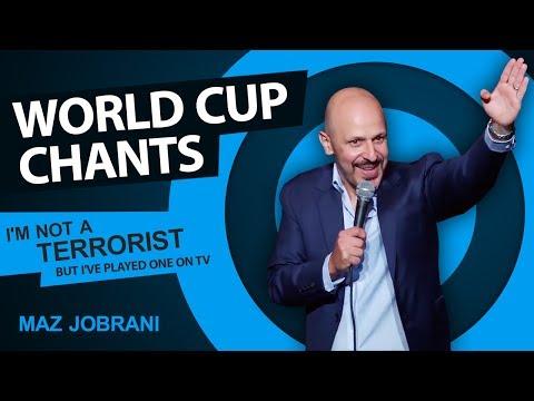 """World Cup Chants"" | Maz Jobrani - I'm Not a Terrorist but I've Played One on TV"