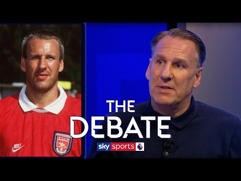 Paul Merson opens up on his mental health struggles | The Debate
