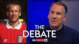 Paul Merson opens up on his mental health struggles | Jamie O'Hara & Clinton Morrison | The Debate