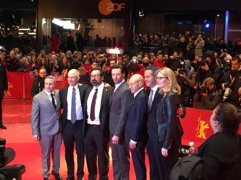 Berlin film festival 2017