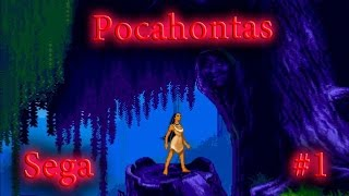 Pocahontas (Sega, 16 bit) Прохождение игры # 1