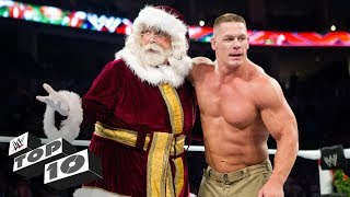 Christmas chaos: WWE Top 10, Dec. 25, 2017