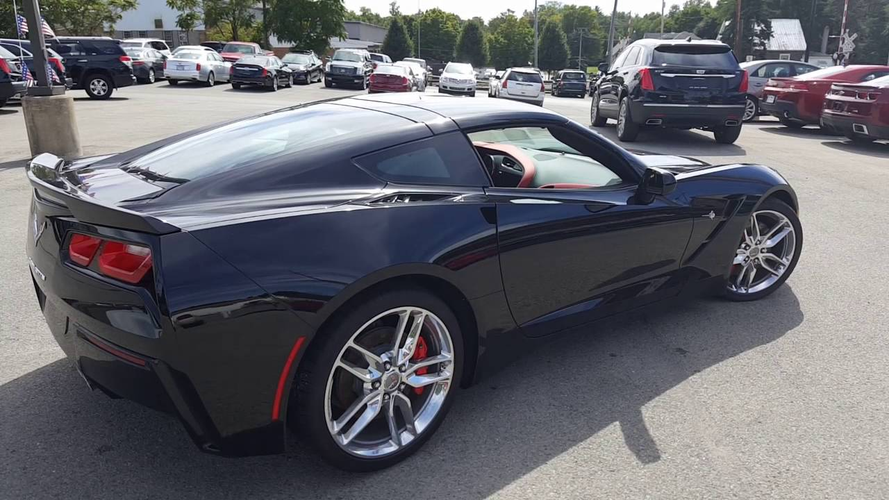 2014 Chevrolet Corvette Stingray Z51 >> 2014 Chevrolet Corvette Stingray Z51 3LT - YouTube