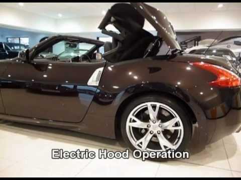 Nissan 370z Roadster Black Rose Youtube