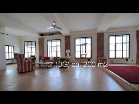 Luxuriöses 200 M2 Loft In 1110 Wien Zu Vermieten - Youtube