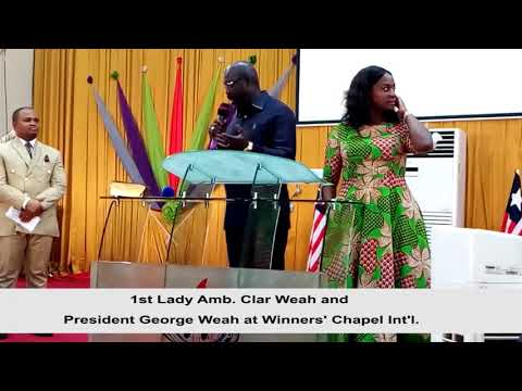 Liberia's First Lady Mrs. Clar Weah celebrates her 53rd Birth Anniversary