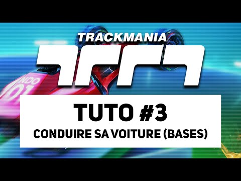 TRACKMANIA TUTO #3 Conduire sa voiture (air time et release) |