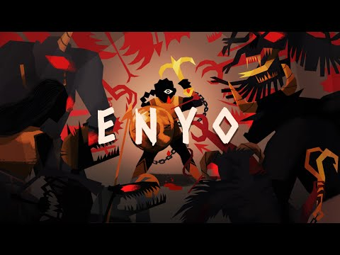 ENYO Release Trailer - available on the App Store & Google Play