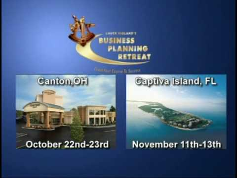 Chuck Violand's Business Planning Retreats