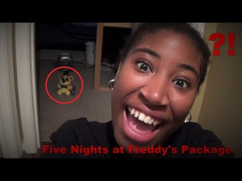Five Night's at Freddy's Plushies + Blind Bags