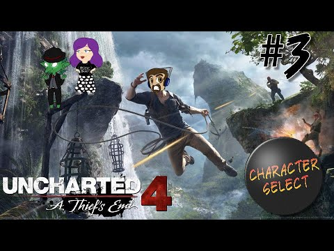 Uncharted 4 A Thief S End Part 3 Back To Crimin
