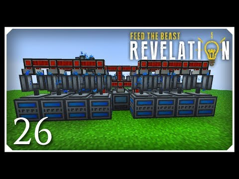 How To Play FTB Revelation   Changing The Biome w/ Terraformer!   E26 Modded Minecraft For Beginners