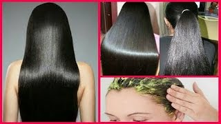 How to get silky smooth hair at home in 30 minutes| DIY hair spa at home| hair mask for smooth hair