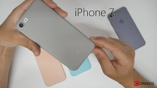 Slim Skin Case for iPhone 7 | iPhone 8 - Ultra Thin!