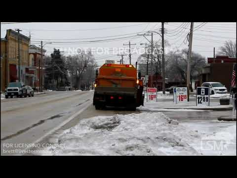 02-12-19 Roseville, IL Ice Storm/Power Outage
