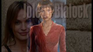American film and television actress Jolene Blalock Family Video