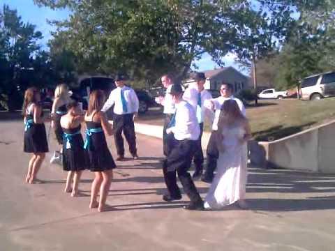 i be strokin at wedding