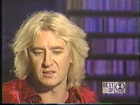 Def Leppard VH1 Rock show history with Behind the music outtakes 1999