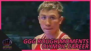 Gennady GGG Golovkin Rough Amateur Moments