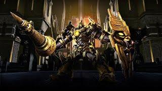 Blade and Soul KFM Tank Nightfall Sanctuary Boss 1-2
