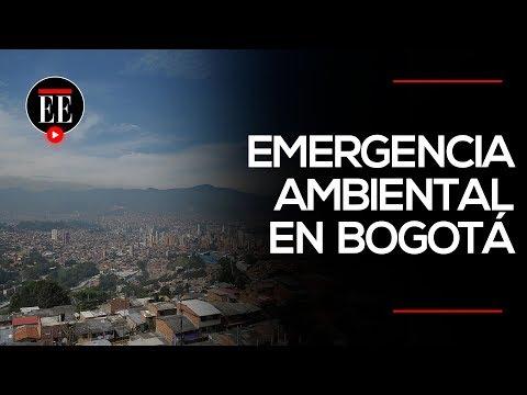 Pico y placa en Bogotá por alerta amarilla ambiental | El Espectador