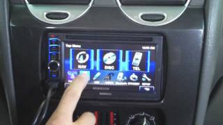 Car Stereo Oxnard Kenwood DDX-418 Demo - Breakers Stereo Inc.