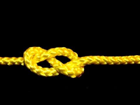 Узел 8 Восьмерка и 6 узлов его производных | Узлы | Энциклопедия Узлов. Как завязать узел