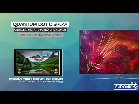 Samsung | TV QLED UHD Flat | Serie 8 | 65Q8FN 2018
