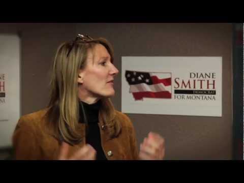 """Diane Smith For Montana - """"The Economy"""""""