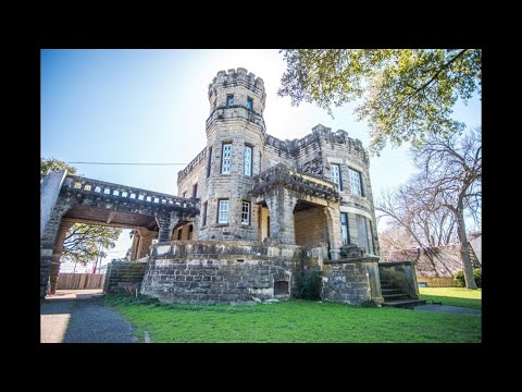 News Around The Lone Star State - FROM KCEN-Historic Cottonland Castle for sale in Waco