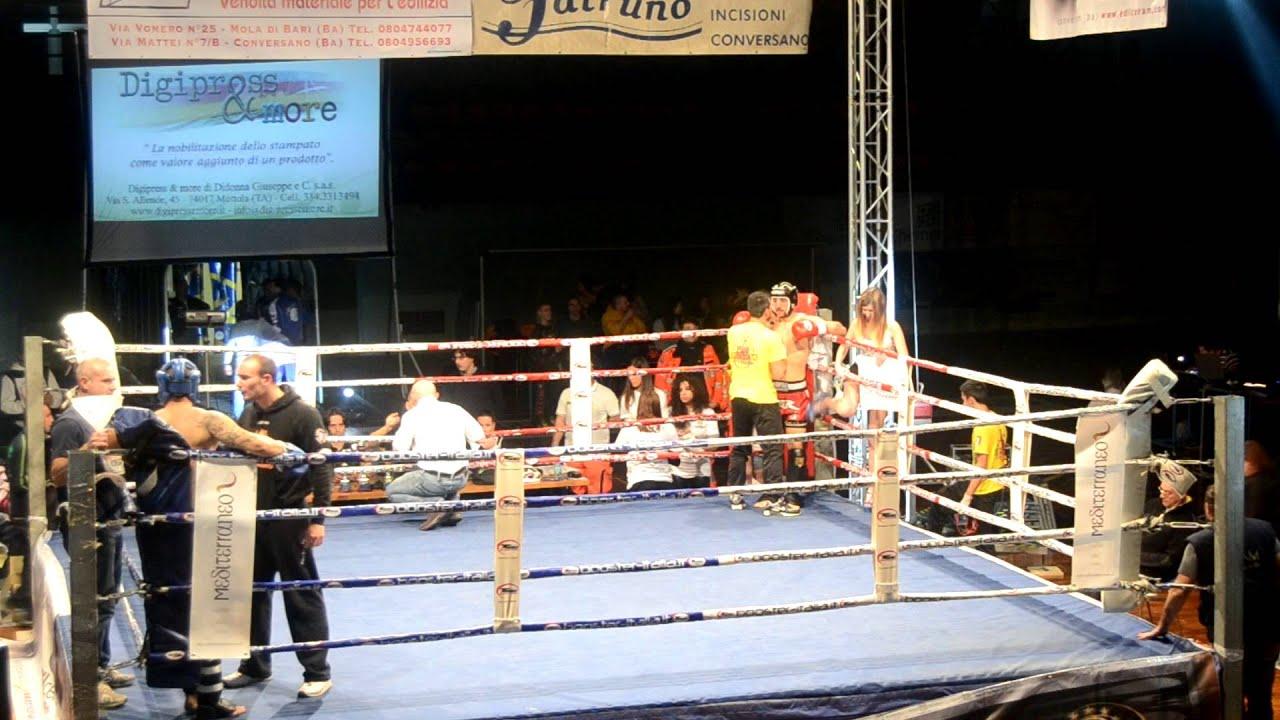 Pro Fighting Catanzaro - Valerio Bagnato Match di K1 Rules -80.000 ...