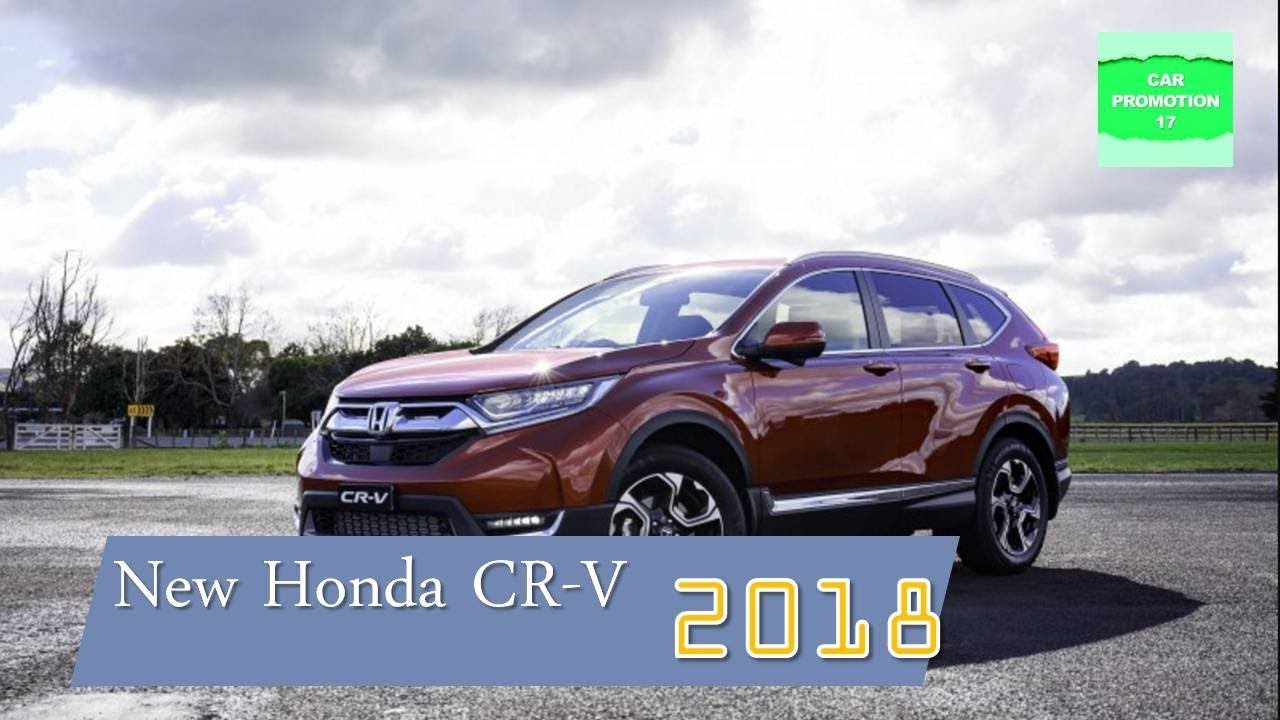 all new 2018 honda cr v review interior exterior best selling suv 2017 youtube. Black Bedroom Furniture Sets. Home Design Ideas
