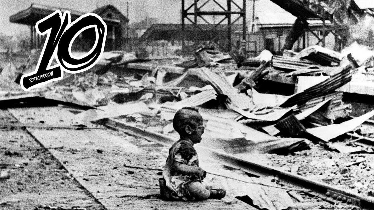 Najgorsze zbrodnie wojenne w historii!