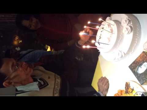 Rituparna Dey' s best ever Birthday celebration @