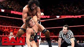 Chad Gable vs. Jinder Mahal: Raw, June 18, 2018