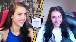Botez Sisters Chess Battle - Loser Drinks (water)