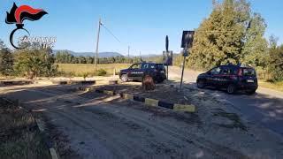"""Muravera, Carabinieri sequestrano 52 case mobili all'interno del """"Tiliguerta Camping Village"""","""
