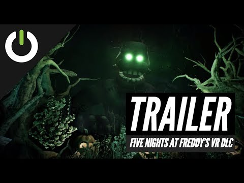 Five Nights At Freddy's VR: Curse of the Dreadbear DLC (Steel Wool Studios) - PSVR, Quest