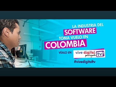 La industria del Software toma vuelo en Colombia | C4 #ViveDigitalTV